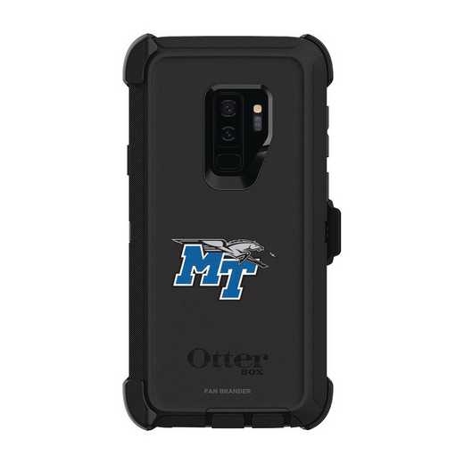 GAL-S9P-BK-DEF-MTN-D101: FB OB S9 BLK Middle Tennessee State