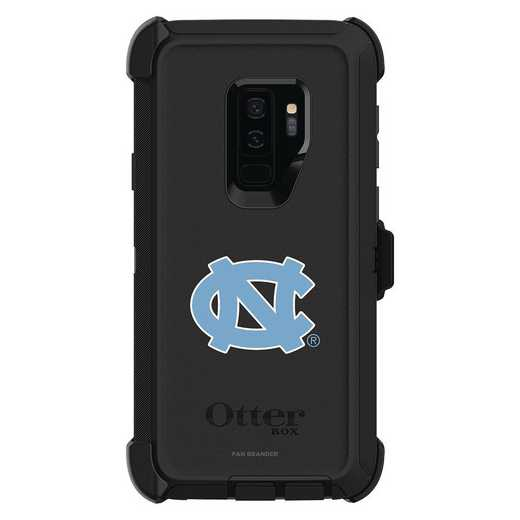 GAL-S9P-BK-DEF-UNC-D101: FB OB S9 BLK North Carolina