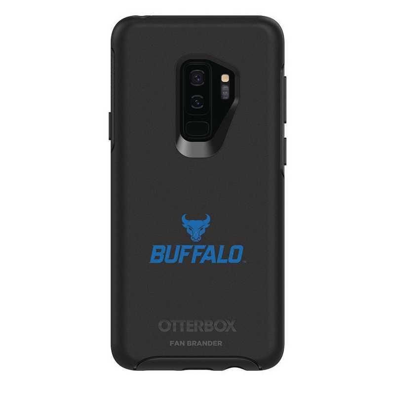 GAL-S9P-BK-SYM-BUFB-D101: FB OB S9+ BLK Buffalo