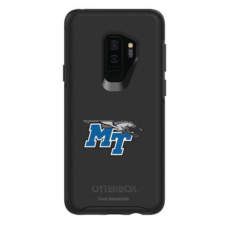 GAL-S9P-BK-SYM-MTN-D101: FB OB S9+ BLK Middle Tennessee State