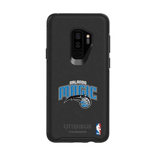 GAL-S9P-BK-SYM-ORM-D101: BL Orlando Magic OtterBox Galaxy S9+ Symmetry