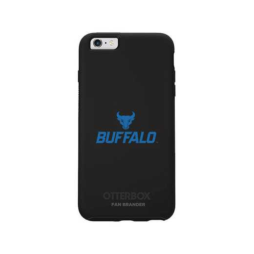IPH-66S-BK-SYM-BUFB-D101: FB OB I6/I6S Buffalo