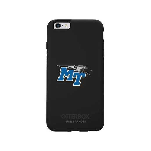 IPH-66S-BK-SYM-MTN-D101: FB OB I6/I6S Middle Tennessee State