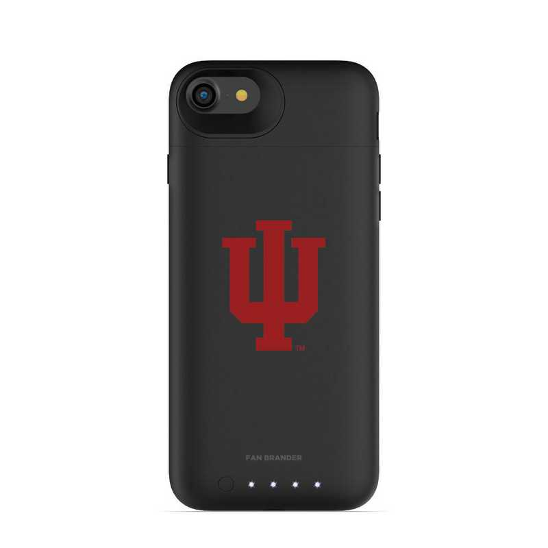 IPH-87-BK-JPA-IU-D101: FB Indiana Hoosiers mophie iPhone 8 and iPhone 7