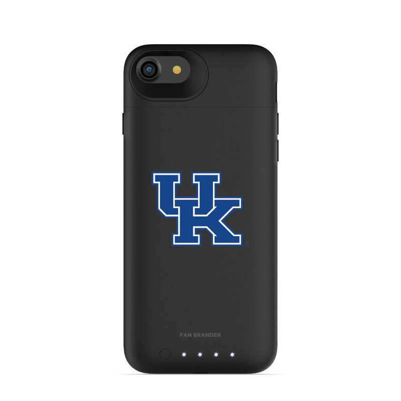 IPH-87-BK-JPA-KY-D101: FB Kentucky Wildcats mophie iPhone 8 and iPhone 7
