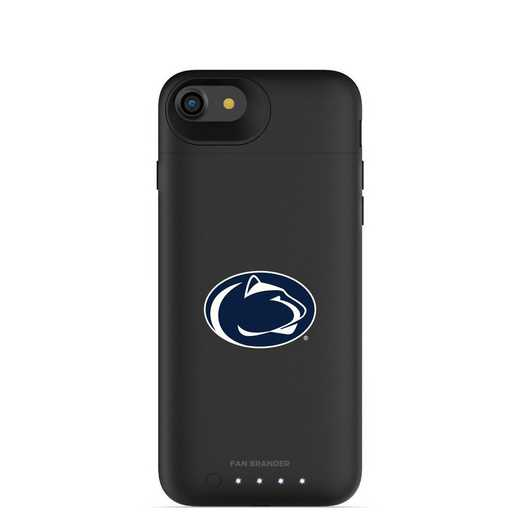 IPH-87-BK-JPA-PST-D101: FB Penn State Nittany Lions mophie iPhone 8 and iPhone 7