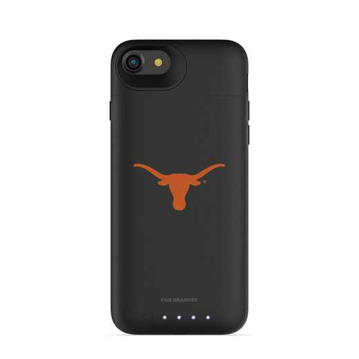 IPH-87-BK-JPA-TEX-D101: FB Texas Longhorns  mophie iPhone 8 and iPhone 7