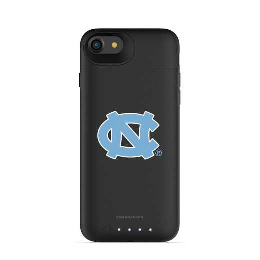 IPH-87-BK-JPA-UNC-D101: FB UNC Tar Heels mophie iPhone 8 and iPhone 7