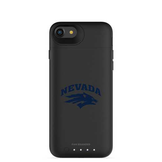 IPH-87-BK-JPA-UNR-D101: FB Nevada Wolf Pack mophie iPhone 8 and iPhone 7
