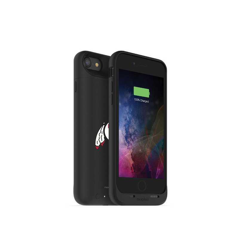 IPH-87-BK-JPA-UT-D101: FB Utah Utes mophie iPhone 8 and iPhone 7
