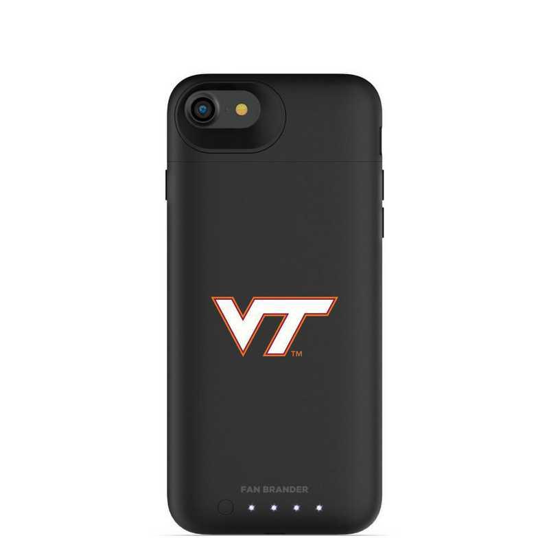 IPH-87-BK-JPA-VAT-D101: FB Virginia Tech Hokies mophie iPhone 8 and iPhone 7
