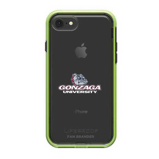 IPH-87-NF-SLA-GON-D101: FB Gonzaga Bulldogs LifeProof iPhone 8 and iPhone 7 SLAM