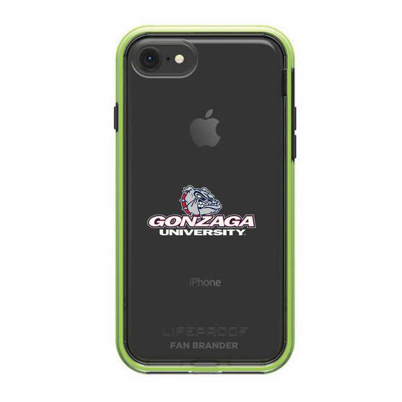 IPH-87-NF-SLA-GON-D101: FB Gonzaga Bulldogs LifeProof iPhone 8 and iPhone 7 SLAM