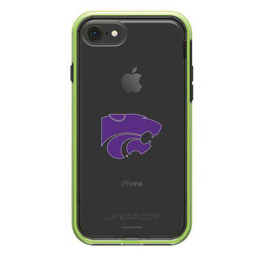 IPH-87-NF-SLA-KST-D101: FB Kansas State LifeProof iPhone 8 and iPhone 7 SLAM