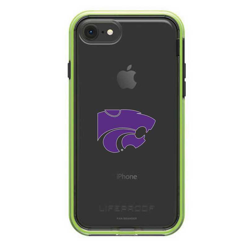 IPH-87-NF-SLA-KST-D101: FB Kansas State LifeProof iPhone 8 and iPhone 7 SLAM