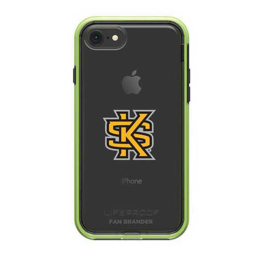 IPH-87-NF-SLA-KSUA-D101: FB Kennesaw State Owls LifeProof iPhone 8 and iPhone 7 SLAM