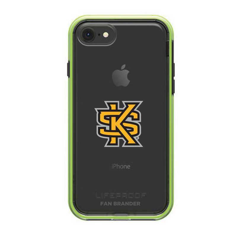IPH-87-NF-SLA-KSUA-D101: FB Kennesaw State Owls LifeProof iPhone 8 and iPhone 7 SLAM