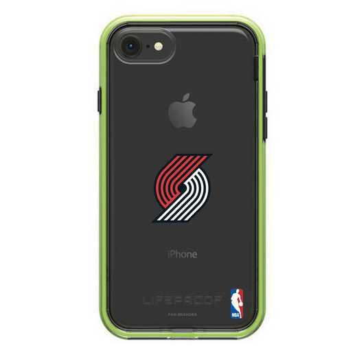 IPH-87-NF-SLA-POT-D101: BL Lifeproof SLAM Case iPhone 7/8, Portland Trail Blazers