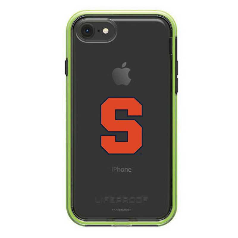 IPH-87-NF-SLA-SYU-D101: FB Syracuse Orange LifeProof iPhone 8 and iPhone 7 SLAM