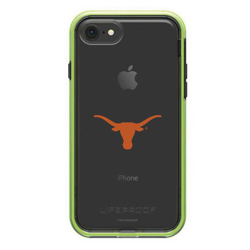 IPH-87-NF-SLA-TEX-D101: FB Texas Longhorns  LifeProof iPhone 8 and iPhone 7 SLAM