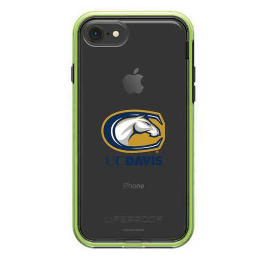 IPH-87-NF-SLA-UCD-D101: FB UC Davis Aggies LifeProof iPhone 8 and iPhone 7 SLAM