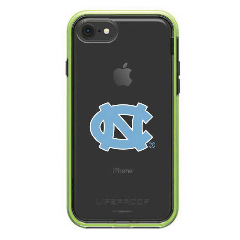 IPH-87-NF-SLA-UNC-D101: FB UNC Tar Heels LifeProof iPhone 8 and iPhone 7 SLAM