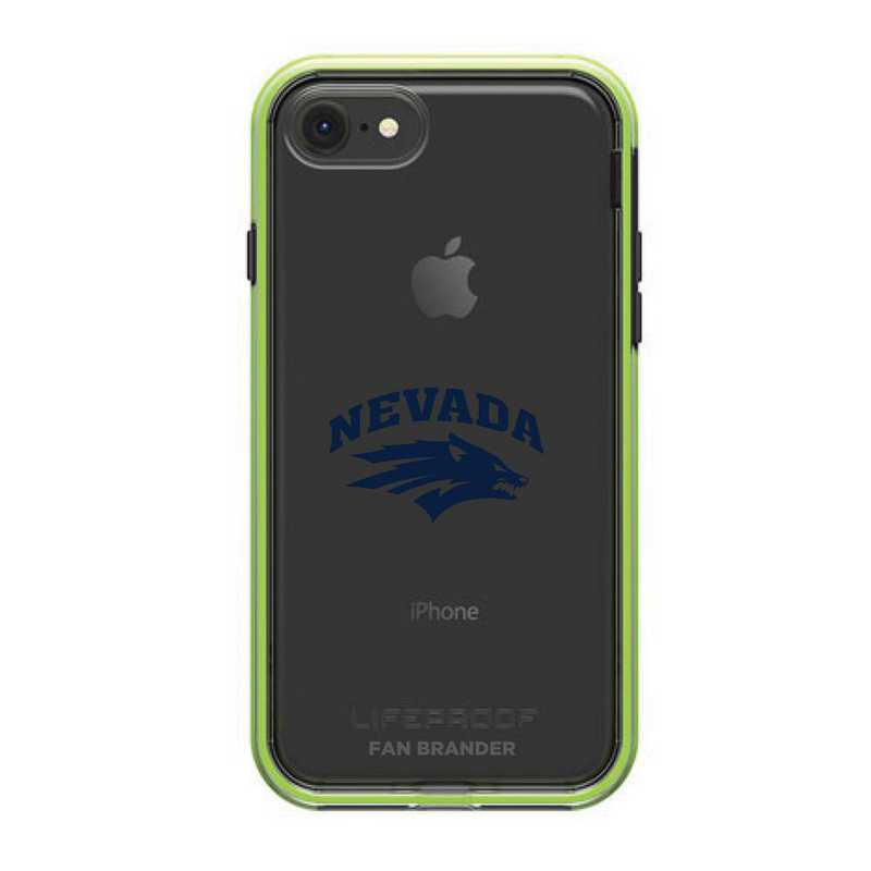 IPH-87-NF-SLA-UNR-D101: FB Nevada Wolf Pack LifeProof iPhone 8 and iPhone 7 SLAM