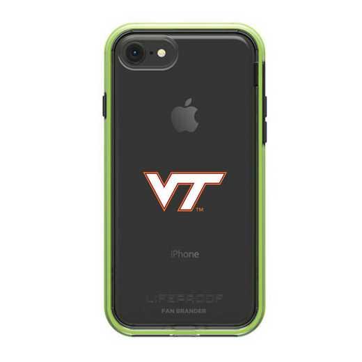 IPH-87-NF-SLA-VAT-D101: FB Virginia Tech Hokies LifeProof iPhone 8 and iPhone 7 SLAM