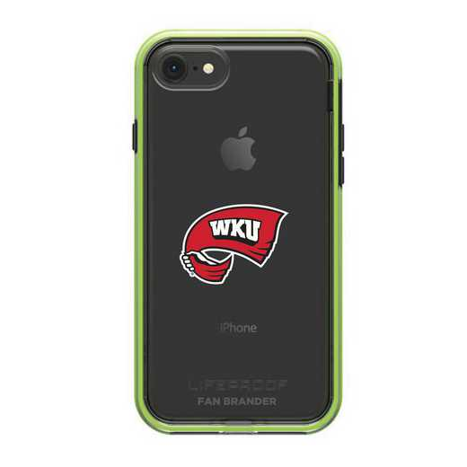 IPH-87-NF-SLA-WKU-D101: FB Western Kentucky LifeProof iPhone 8 and iPhone 7 SLAM