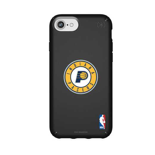 IPH-876-BK-PRE-IPCR-D101: BL Speck Presido iPhone 8/7/6- Indiana Pacers