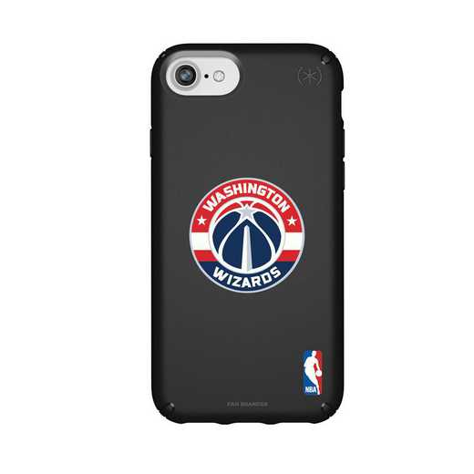 IPH-876-BK-PRE-WAW-D101: BL Speck Presido iPhone 8/7/6- Washington Wizards