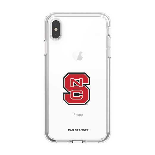 IPH-87P-BK-DEF-NCS-D101: FB OB i7 plus/I 8plus North Carolina State