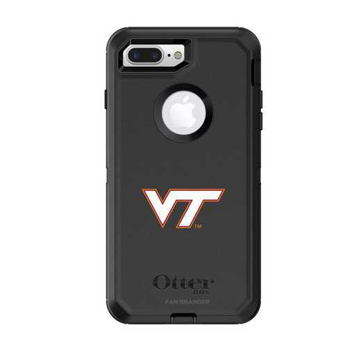 IPH-87P-BK-DEF-VAT-D101: FB OB i7 plus/I 8plus Virginia Tech
