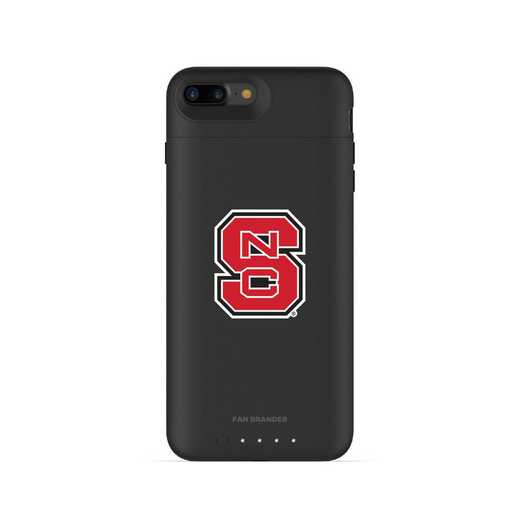 IPH-87P-BK-JPA-NCS-D101: FB NC State Wolfpack mophie iPhone 8 P & iPhone 7 P