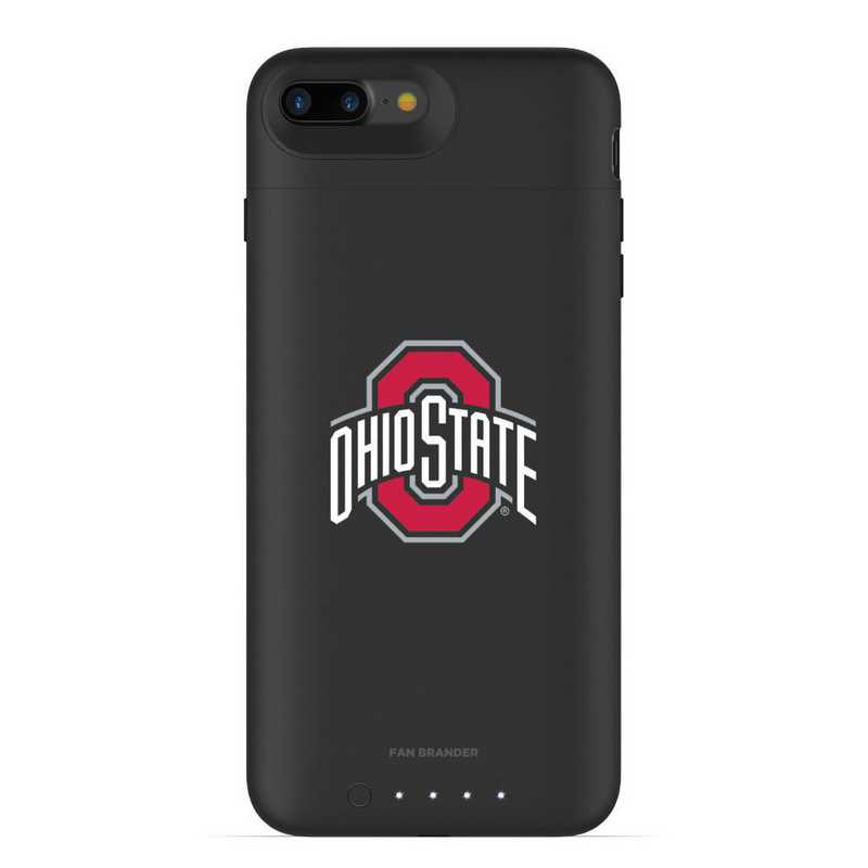 IPH-87P-BK-JPA-OHS-D101: FB Ohio State Buckeyes mophie iPhone 8 P & iPhone 7 P