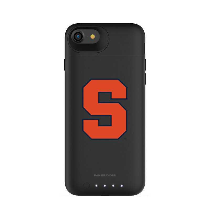 IPH-87P-BK-JPA-SYU-D101: FB Syracuse Orange mophie iPhone 8 P & iPhone 7 P