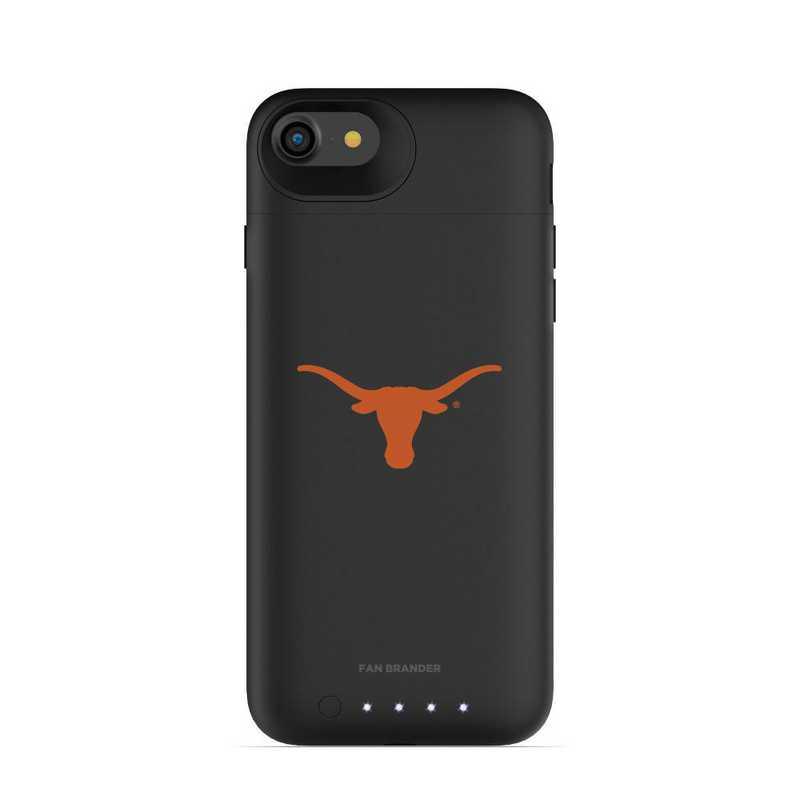 IPH-87P-BK-JPA-TEX-D101: FB Texas Longhorns  mophie iPhone 8 P & iPhone 7 P