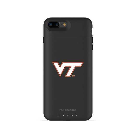 IPH-87P-BK-JPA-VAT-D101: FB Virginia Tech Hokies mophie iPhone 8 P & iPhone 7 P