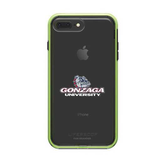 IPH-87P-NF-SLA-GON-D101: FB Gonzaga  LifeProof iPhone 8 Plus and iPhone 7 Plus SLAM