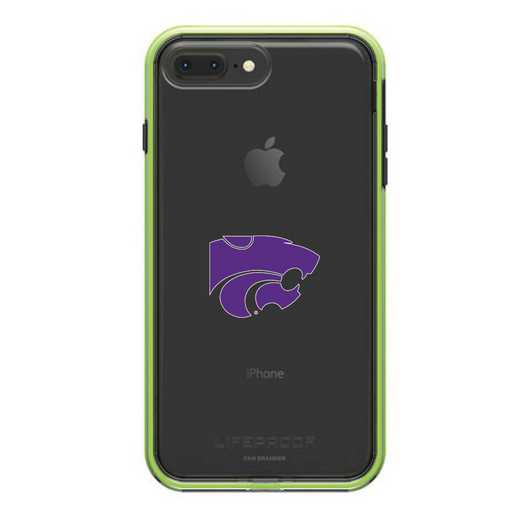 IPH-87P-NF-SLA-KST-D101: FB Kansas StLifeProof iPhone 8 Plus and iPhone 7 Plus SLAM