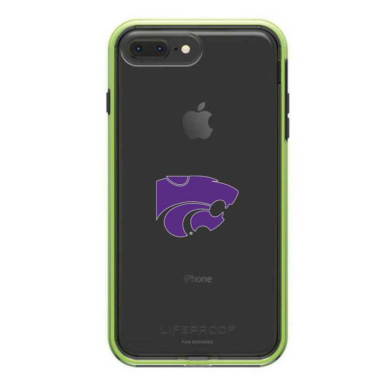 IPH-87P-NF-SLA-KST-D101: FB Kansas StLifeProof iPhone 8 Plus and iPhone 7 Plus SLAM