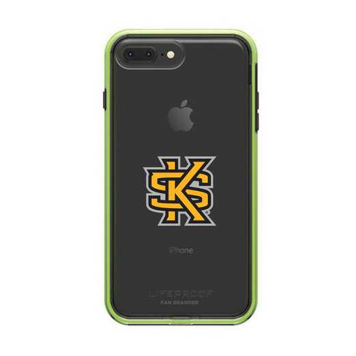 IPH-87P-NF-SLA-KSUA-D101: FB Kennesaw St LifeProof iPhone 8 Plus & iPhone 7 Plus SLAM