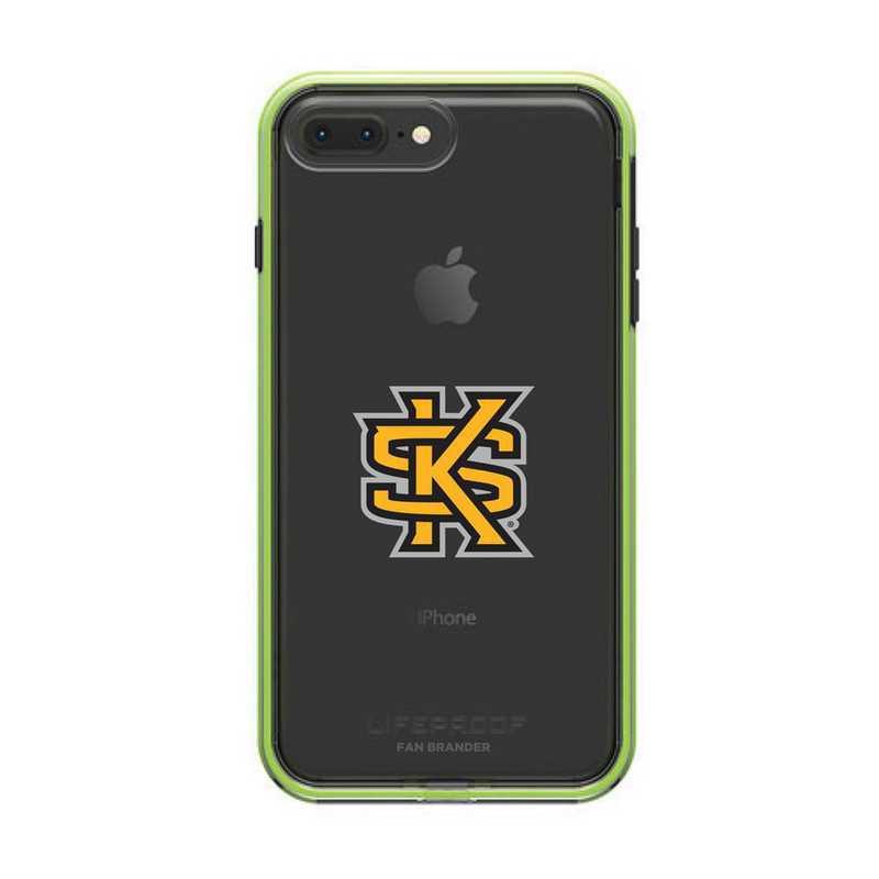 IPH-87P-NF-SLA-KSUA-D101: FB Kennesaw St LifeProof iPhone 8 Plus & iPhone 7 Plus SLAM