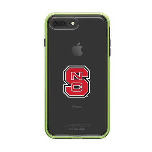IPH-87P-NF-SLA-NCS-D101: FB NC State LifeProof iPhone 8 Plus and iPhone 7 Plus SLAM
