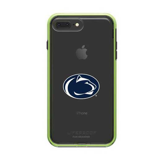 IPH-87P-NF-SLA-PST-D101: FB Penn State LifeProof iPhone 8 Plus and iPhone 7 Plus SLAM