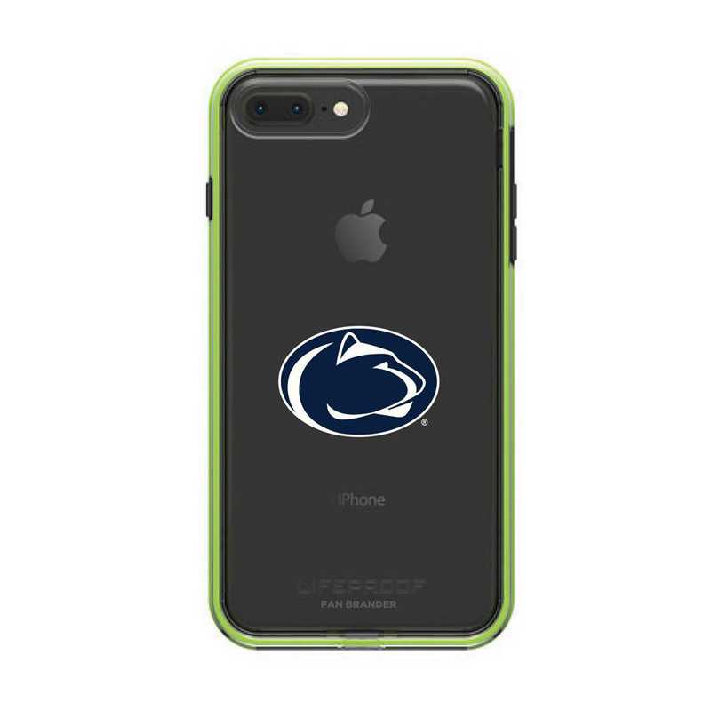 IPH-87P-NF-SLA-PST-D101: FB Penn State LifeProof iPhone 8 Plus and iPhone 7 Plus SLAM