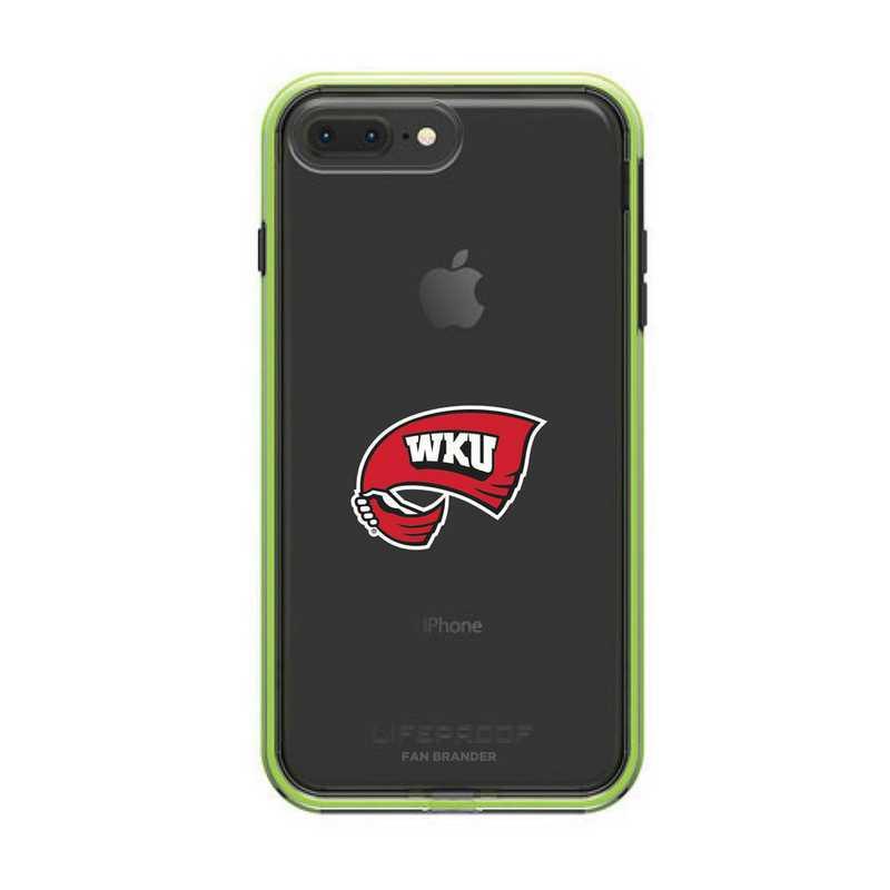IPH-87P-NF-SLA-WKU-D101: FB Western KY LifeProof iPhone 8 Plus and iPhone 7 Plus SLAM