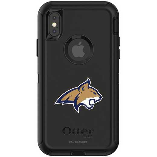 IPH-X-BK-DEF-MTST-D101: FB OB iPhone X and XS Montana State