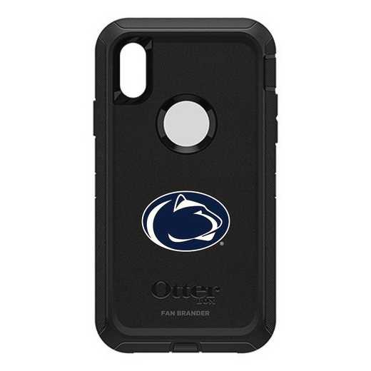 IPH-X-BK-DEF-PST-D101: FB OB iPhone X and XS Pennsylvania State