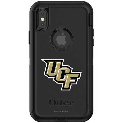 IPH-X-BK-DEF-UCF-D101: FB OB iPhone X and XS Central Florida